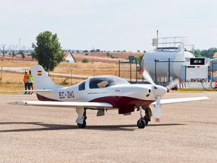 EC-ZHQ - Private Lancair 320