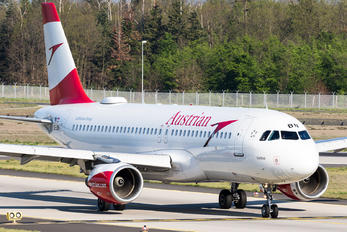 OE-LBN - Austrian Airlines/Arrows/Tyrolean Airbus A320