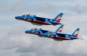 "E139 - France - Air Force ""Patrouille de France"" Dassault - Dornier Alpha Jet E"