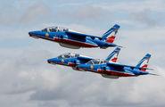 "E139 - France - Air Force ""Patrouille de France"" Dassault - Dornier Alpha Jet E aircraft"