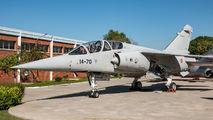 CE.14-27 - Spain - Air Force Dassault Mirage F1BM aircraft