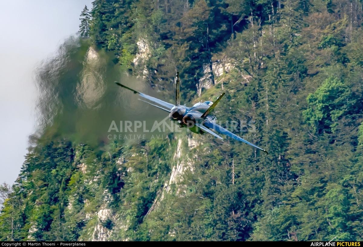 Switzerland - Air Force J-5011 aircraft at Mollis