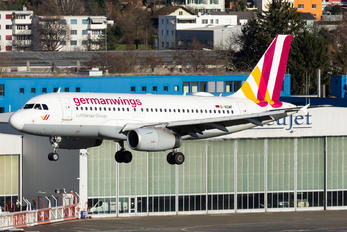 D-AGWF - Germanwings Airbus A319