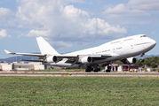EC-MRM - Wamos Air Boeing 747-400 aircraft