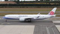 B-18916 - China Airlines Airbus A350-900 aircraft