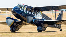 G-AKIF - Private de Havilland DH. 89 Dragon Rapide aircraft