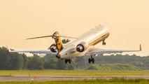 D-ACPM - Lufthansa Regional - CityLine Canadair CL-600 CRJ-701 aircraft