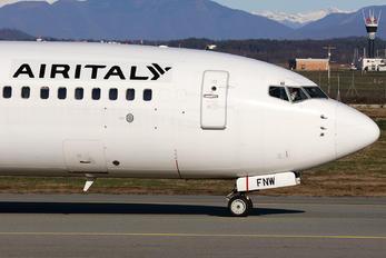 EI-FNW - Air Italy Boeing 737-800