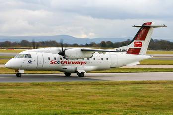 G-BYHG - Scot Airways Dornier Do.328