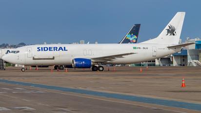 PR-SLU - Sideral Linhas Aéreas Boeing 737-400F