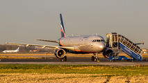 VQ-BEA - Aeroflot Airbus A321 aircraft