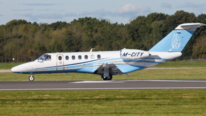M-CITY - Private Cessna 525B Citation CJ3