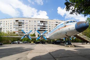 CCCP-75659 - Aeroflot Ilyushin Il-18 (all models)