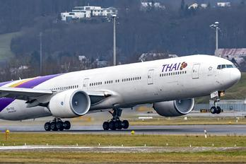 HS-TKX - Thai Airways Boeing 777-300ER