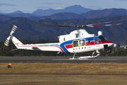 JA6817 - Japan - Ministry of Land, Infrastructure and Transport Bell 412EP aircraft