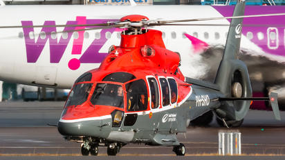 PH-SHO - Heli Holland Airbus Helicopters EC155 B1