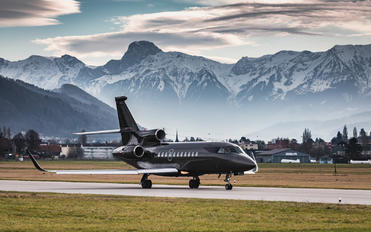 OE-IYY - Salzburg Jet Aviation Dassault Falcon 900 series
