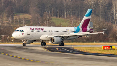 D-ABNL - Eurowings Airbus A320