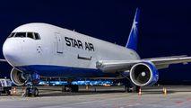 OY-SRJ - Star Air Freight Boeing 767-200F aircraft