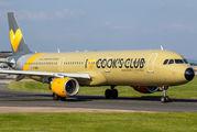 G-TCDV - Thomas Cook Airbus A321 aircraft