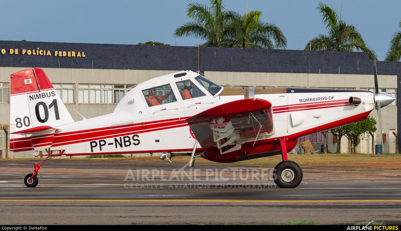 Brazil - Government PP-NBS aircraft at Brasília - Presidente Juscelino Kubitschek Intl