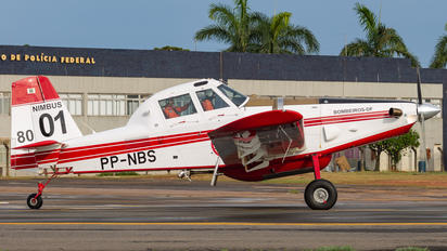 PP-NBS - Brazil - Government Air Tractor AT-802