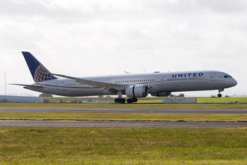 N16008 - United Airlines Boeing 787-10 Dreamliner