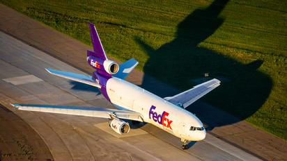 N307FE - FedEx Federal Express McDonnell Douglas MD-10-30F