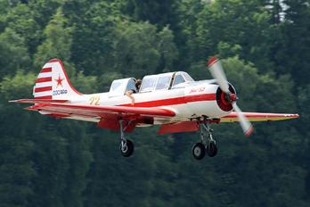 RA-1428K - Private Yakovlev Yak-52