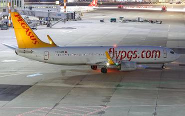 TC-CPM - Pegasus Boeing 737-800