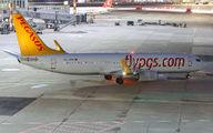 TC-CPM - Pegasus Boeing 737-800 aircraft