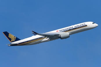 9V-SMZ - Singapore Airlines Airbus A350-900