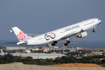 B-18317 - China Airlines Airbus A330-300