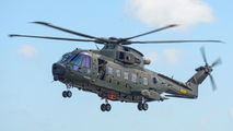 M-517 - Denmark - Air Force Agusta Westland AW101 512 Merlin (Denmark) aircraft