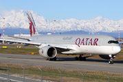 A7-AMJ - Qatar Airways Airbus A350-900 aircraft