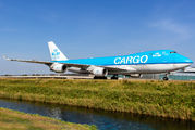 PH-CKC - KLM Cargo Boeing 747-400F, ERF aircraft