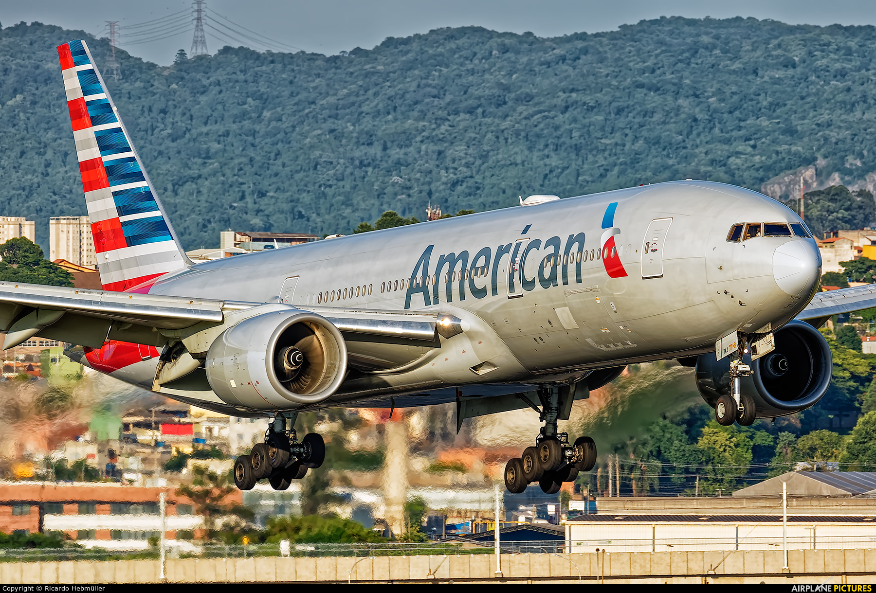 American Airlines N778AN aircraft at São Paulo - Guarulhos