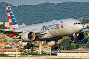 N778AN - American Airlines Boeing 777-200ER aircraft