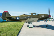N6968 - American Airpower Heritage Museum (CAF) Bell P-39-Airacobra aircraft