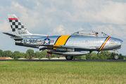 NX188RL - Warbird Heritage Foundation North American F-86 Sabre aircraft