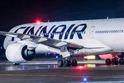 OH-LWM - Finnair Airbus A350-900 aircraft
