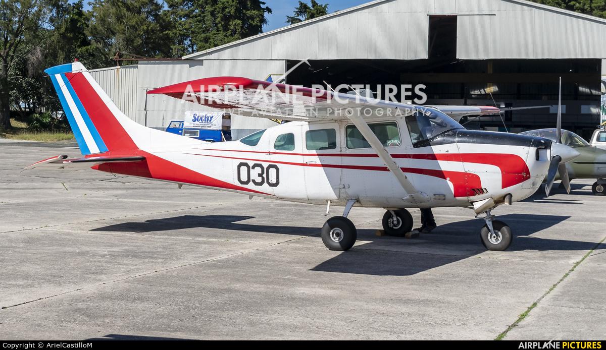 Guatemala - Air Force 030 aircraft at Guatemala - La Aurora