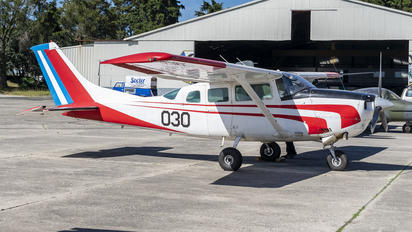 030 - Guatemala - Air Force Cessna 206 Stationair (all models)
