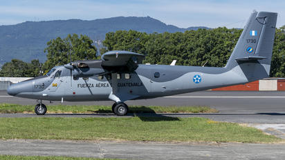 1730 - Guatemala - Air Force de Havilland Canada DHC-6 Twin Otter