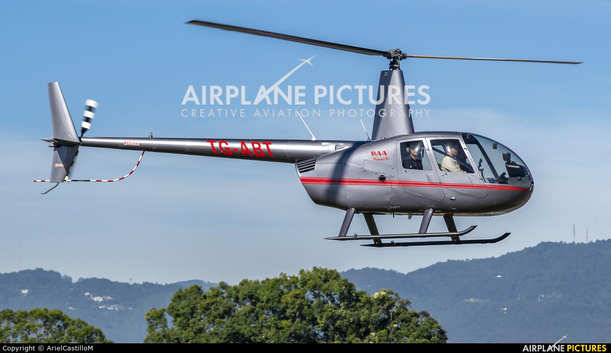 Private TG-ABT aircraft at Guatemala - La Aurora