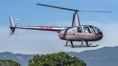 TG-ABT - Private Robinson R-44 RAVEN II