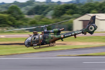 4053 - France - Army Aerospatiale SA-341 / 342 Gazelle (all models)