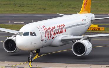 TC-NBN - Pegasus Airbus A320 NEO