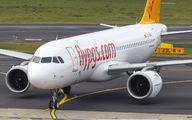 TC-NBN - Pegasus Airbus A320 NEO aircraft