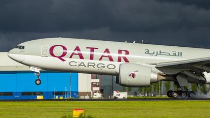 A7-BFA - Qatar Airways Cargo Boeing 777F